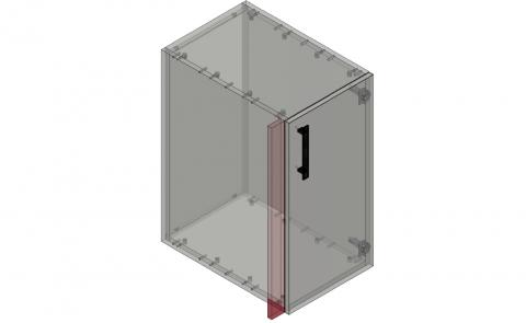 FOUCHARD - Fileur bas droit (alignement corps)