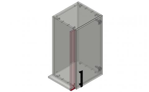 FOUCHARD - Fileur haut droit (alignement corps)