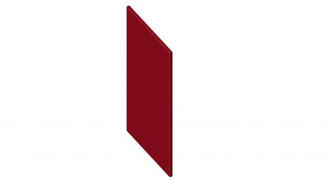 FOUCHARD - Joue de finition meuble haut