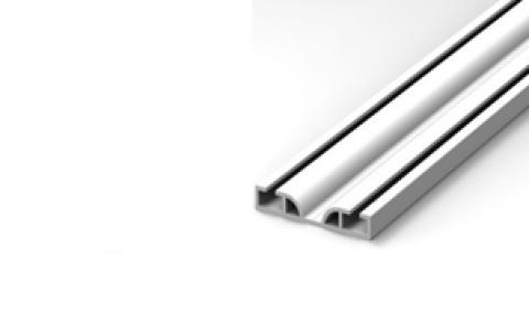 FOUCHARD - Rail bas PVC  L.2,60M